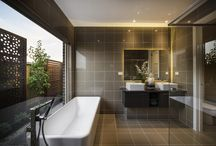 SIMONDS // Bathroom / A modern and tranquil space in the home