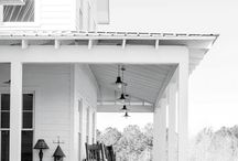 Porch & railings