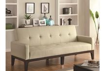 Comfortable Sofa Beds / Sofa Beds for all rooms including leather and cloth.  Visit our showroom for more details. Come to our showroom of over 20,000 square feet and shop for the best prices. Located just outside Atlanta near Furniture Row in Tucker.  www.americanafurnitureonline.com