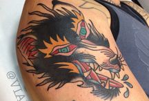 Tattoos by xVIANIx