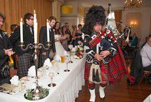 Entertainment  / Our amazing and talented team of pipers, event entertainers and our pianist Andy!