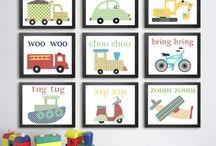 William's nursery / nursery ideas / by Sarah Jones