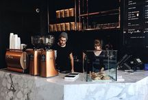 Interior Design - Coffee Shop
