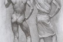 art of figure drawing