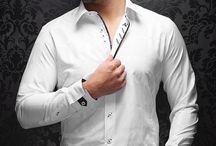AU NOIR corleone / The AU NOIR highest quality men's dress shirts. Find them at www.mensdressshirts.ca