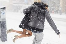 Baby, It's Cold Outside / winter must be cold for those with no warm memories ~ an affair to remember