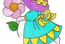 sunbonet Sue
