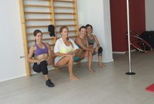 Flexibility / pole dance
