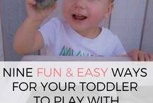 Kids' Activities, Toddler Activities, and Baby Activities / All of the best activities for babies, kids, and toddlers.  We've got everything from kids' art projects to busy bags for babies, and everything in between to help make momlife a little more fun (and a little easier, too).