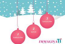 ImmaginaTi il Natale Tigotà / Un'atmosfera incantata. Luci, sapori ed emozioni per un periodo dell'anno magico e tanto atteso. Vivi la magia del Natale e rendi unica la tua casa con #Tigotà e tutta la tua famiglia, addobbala inserendo un elemento che richiami il mondo #Tigotà e partecipa al contest.
