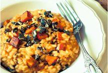 Reisgerichte,Risotti & Co