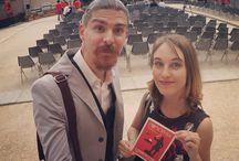 Instagram La @popsophia sta per avere inizio a #Pesaro! :D