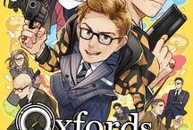 Kingsman / Oxfords not brogues
