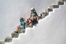 Kinderen in Toscane