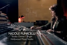 Recording Engineer  / by Chelsea Taylor