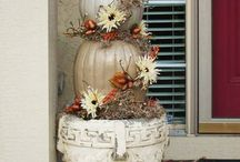 Fall Decor / by Rose Sharon