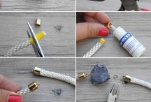 jewelry and related diy / by Jordan Elrad