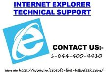 Internet Browser Support Phone Number 1-844-400-4410