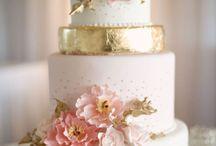 Wedding cakes and decor
