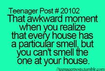 Teenager Things
