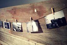 barnwood/projects / by Amanda Webb