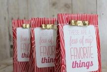 Favorite things / by Beth Pearson