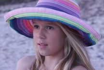 Our Hat Range Styles / See our lovely of sun hats, available on our webshop www.sunhats.co.za