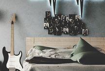 Mimi's bedroom