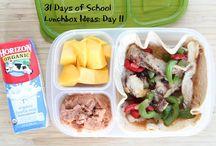 Lunchbox ideas / by Josette Leuty