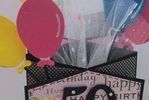 Birthday Cards / Handmade Birthday Card Ideas