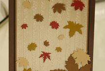 New! Autumn Morning collection from Sara Davies / The Autumn Morning papercraft collection from Sara Davies, which includes metal dies, embossing folder, stamps, paper & more, has everything you need for fall crafting!