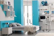 Home Organization- Girls room
