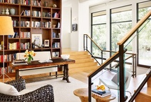 open living room / by Claire Wang