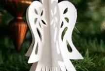 Paper Chr.ornaments