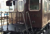 日本国有鉄道 EF10 35 / 関門トンネル開通時に、この区間の為に配置されたトンネル専用直流電気機関車です。以来、昭和36年の北九州地区の電化まで本州と九州を結ぶ客車や貨物列車はEF10型が牽引してきました。