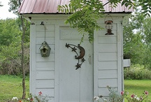 Outhouses in the Finger Lakes / Beautiful, funny, historic, quirky outhouses in the Finger Lakes region of upstate New York, USA. For more information about the Finger Lakes, visit ILovetheFingerLakes.com / by ILovetheFingerLakes