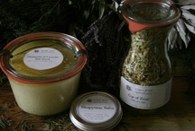 herbal goodness / goodness from the green world