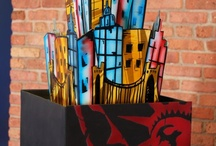 Graffiti Theme / A modern theme, great for a Men's or teenager party, something funky and a bit different!