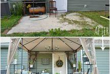 Outdoors / Tout ce qui a trait à l'extérieur, mobilier ou plantations | Anything outdoorsy, furniture or garden