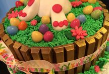 Easter Cakes/Cupcakes