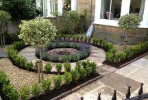 Garden design / Front gardens