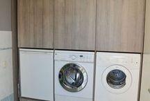Wasmachineruimte