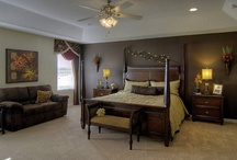 Master Bedroom Inspiration / by D.R. Horton