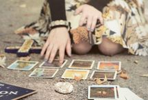 Cartomancy / The magic side of the cards / by Anastasia Gonzalez