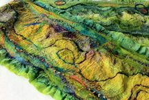 Felting supplies and instruction / by mindy upton