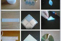 Plastic stramien