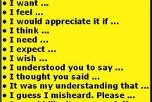 I message