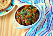 Indian Curries and gravy