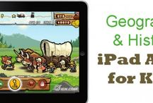 iPad Apps for Social Studies / by Lauri Buss Brady