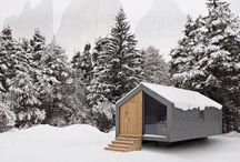 cabins/tiny houses